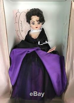 Rare Madame Alexander MIB Timeless Beauty Violet Cissy