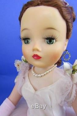 Rare Madame Alexander Vintage'Belle of the Ball' Cissy Doll