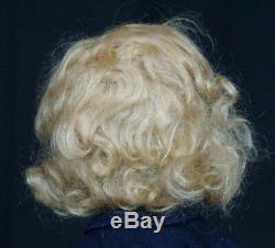 Rare Orig Composition Madame Alexander W. A. V. E. Military Doll 1942-1943 NO BAG