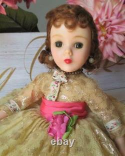 Rare Shari Lewis Doll By Madame Alexander in Original Tagged Clothes