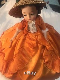 Rare Vintage Madame Alexander Cissy Doll