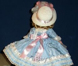 Rare Vintage Madame Alexander Lissy Southern Belle Doll 1963 #1255 Mint In Box