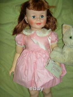 Rare, original 1959 vintage, flirty Madame Alexander BETTY doll 30 LARGE size