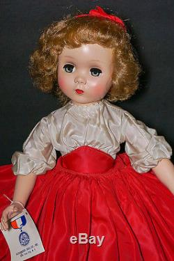 SALE Madame Alexander 1953 Glamour Girls 18 Godey Lady Doll Near Mint