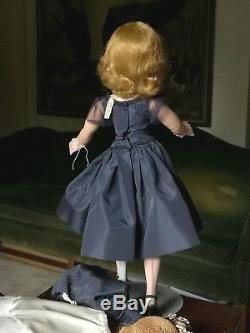 SALE Vintage Madame Alexander 1950's Cissy Doll Org Cocktail Outfit FREE SHIP