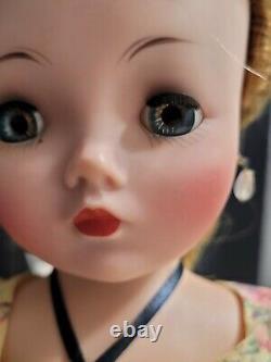 STUNNING Cissy Doll by Madame Alexander, Tagged Dress, VGC