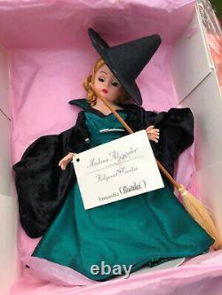 Samantha Bewitched Madame Alexander, 10 Doll Year 1997 RARE