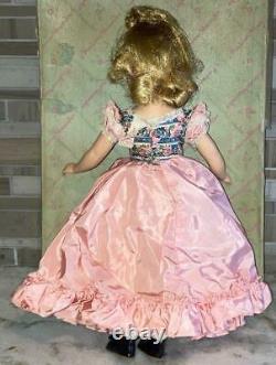 Set Of 5 Vintage 1950's Madame Alexander Little Women Hard Plastic Dolls 14