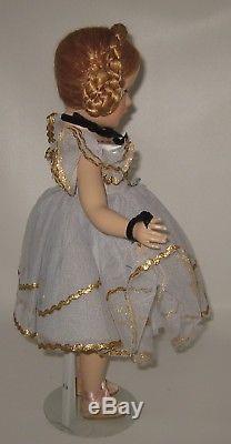 Stunning 1947-48 Karen Ballerina 18 Doll Madame Alexander Museum Quality RARE