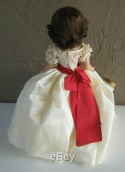 Stunning Museum Quality 1953 Madame Alexander Civil War 18 Doll #2010B Margaret