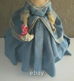 Stunning Museum Quality 1954 Madame Alexander Victoria Me & My Shadow Series 18