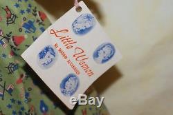 Stunning! Vintage 14 Madame Alexander Tagged Marme Hard Plastic Strung Doll