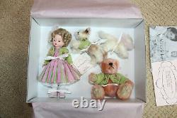 The Four of Us' Madame Alexander doll 8-inch and 3 friends'37215