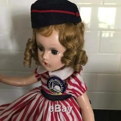 VERY RARE 14 Madame Alexander 1939 Miss America World's Fair button