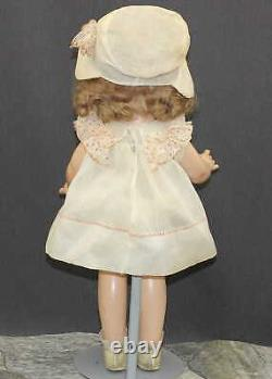 VERY RARE VINTAGE MADAME ALEXANDER COMPOSITION DOLL BETTY Circa 1935