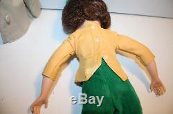 VINTAGE Madame Alexander Jacqueline Kennedy 20 Dress & Coat 1960's Style 22C5