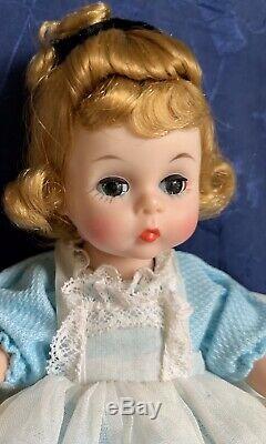 VTG MADAME ALEXANDER KINS 8 MEG LITTLE WOMEN 1950-1960s With BOX MINT COND