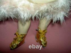Very Rare 1948-50, Madame Alexander, Margaret Ice Skater hard plastic doll tg'd