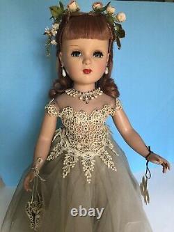Very Rare Madame Alexander Kathryn Grayson Doll The Mystery Dolls Series -1951