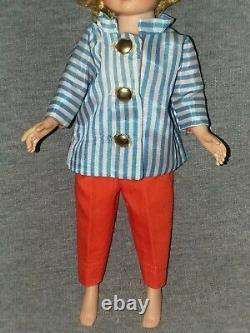 Vhtf Vintage Madame Alexander Cissette Margo Doll Lounging Outfit