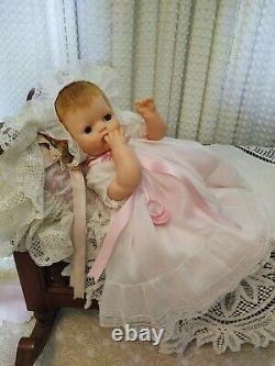 Vintage 18 Signed Eegee Vogue Baby Dear Alexander Kitten Lookalike Baby Doll