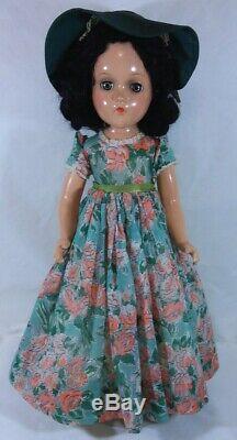 Vintage 1939 Madame Alexander Scarlett O'Hara 14in Doll
