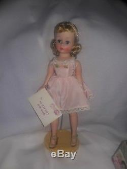 Vintage 1950's Cissette Madame Alexander Doll in Tagged Dress with Original Box