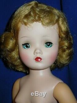 Vintage 1950's Madame Alexander 20 Cissy doll Come Fly with me