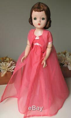 Vintage 1950's Madame Alexander CISSY Doll 19 Red Hair Stunning