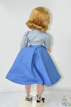 Vintage 1950s 21 Madame Alexander Cissy doll All Original, Tagged & Gorgeous