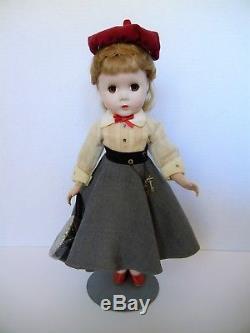 Vintage 1950s Madame Alexander John Robert Powers model fashion doll Maggie rare