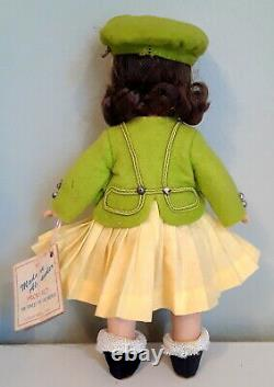 Vintage 1950s Madame Alexander-Kins Doll SLW Wendy 8 Shopping with Auntie