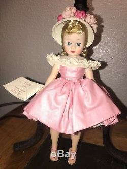 Vintage 1957 Madame Alexander Cissette, Tagged Dress
