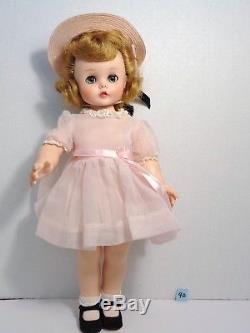 Vintage 1958-59 Madame Alexander 15 Kelly Doll