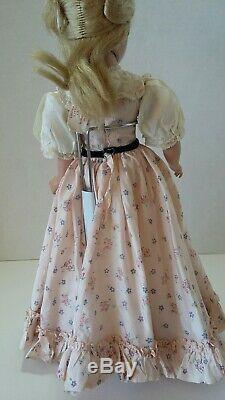 Vintage Amy Little Women Doll 14-15 Madame Alexander 1950 margaret face