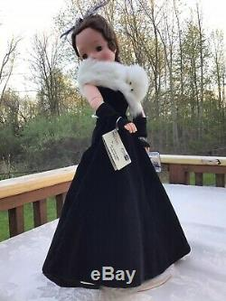 Vintage CISSY Doll in Tagged Outfit
