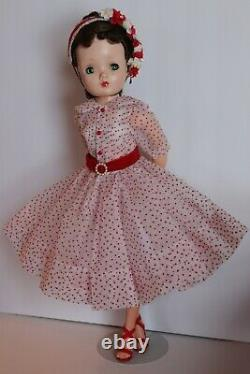 Vintage Inspired Outfit For Madame Alexander Cissy Doll Revlon Others (No Doll)