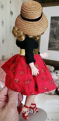 Vintage MME Alexander Cissette in skirt/sweater outfit