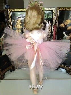 Vintage Madame Alexander #1550 MARGOT BALLERINA 14