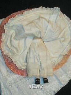 Vintage Madame Alexander 18 Scarlett O'Hara Doll, Original Gown & Dress Tag