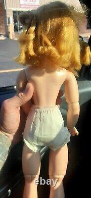Vintage Madame Alexander 18 Winnie Binnie Walker Doll