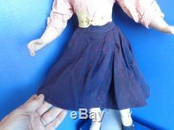 Vintage Madame Alexander 20 Maggie Walker Doll- MID Century