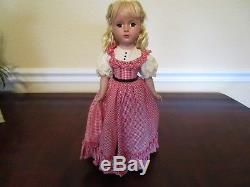Vintage Madame Alexander 5 Little Women Dolls Jo Meg Beth Amy Marme Original