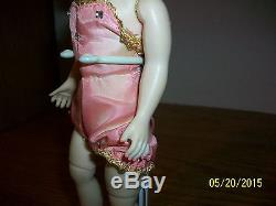 Vintage Madame Alexander 9.5 inch Cissette in tagged Outfit