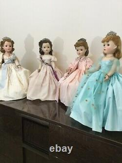 Vintage Madame Alexander Beaux Arts Lady Churchill Doll