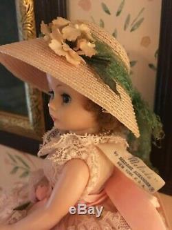 Vintage Madame Alexander Cissette Doll 10 1950s Southern Belle