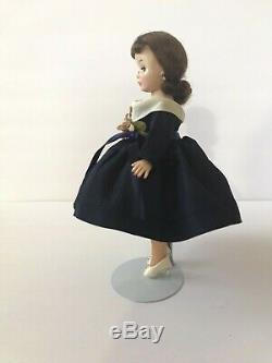 Vintage Madame Alexander Cissette Doll with Tagged Teddy