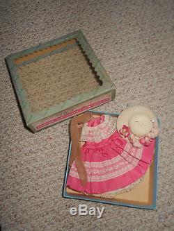 Vintage Madame Alexander Cissette doll outfit in original box