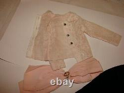 Vintage Madame Alexander Cissy 1957 3 Pc Pink Toreador Outfit Boxed Extra HTF