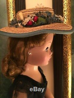 Vintage Madame Alexander Cissy Doll 20 Navy with Bolero 1955